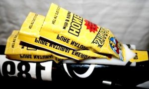 Geles en bicicleta