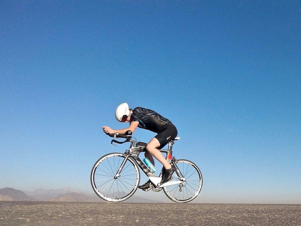 técnica en ciclismo