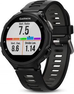 GarminForerunner 735XT metricas